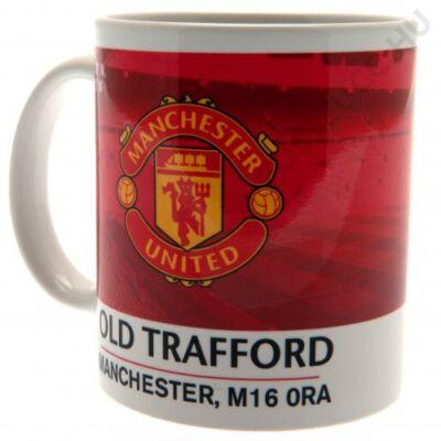 Manchester United kerámia bögre TRAFFORD