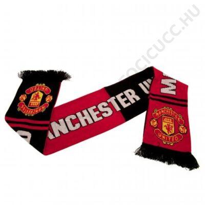 Manchester United kötött sál MINGLE