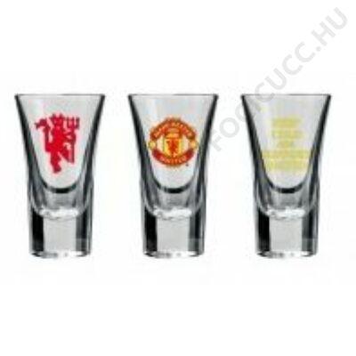 Manchester United röviditalos készlet  (3 részes)