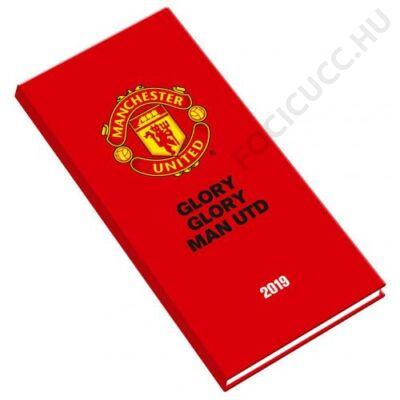 Manchester United zsebnaptár 2019