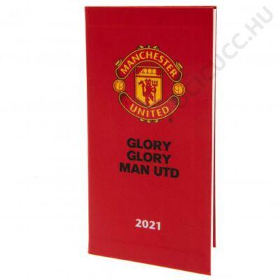Manchester United zsebnaptár 2021