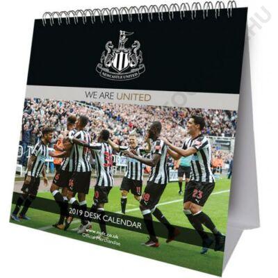 Newcastle United asztali naptár 2019