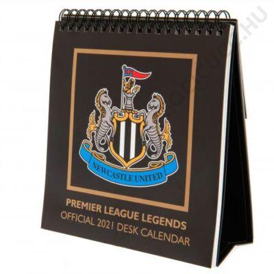 Newcastle United asztali naptár 2021