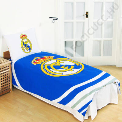 Real Madrid ágynemű paplan-és párnahuzat PULSE