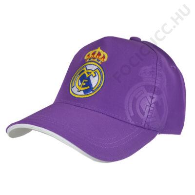 Real Madrid baseball sapka PURA - Focis cuccok 7e5964f9d0