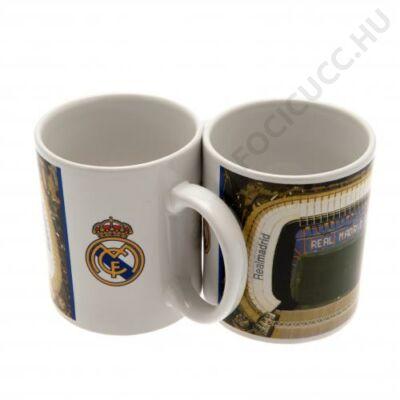 Real Madrid kerámia bögre STAD