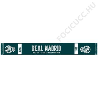 Real Madrid kötött sál Nuestro - Focis cuccok 08eafd8e41