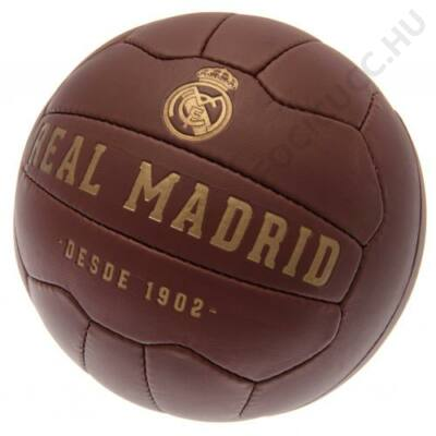 Real Madrid labda RETRO