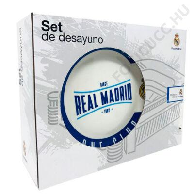 Real Madrid reggeliző szett AZUL