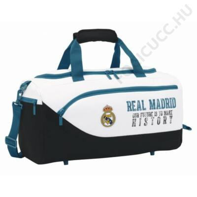 Real Madrid sporttáska BLANCO