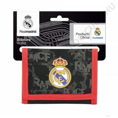 Real Madrid tépőzáras pénztárca TERRENO