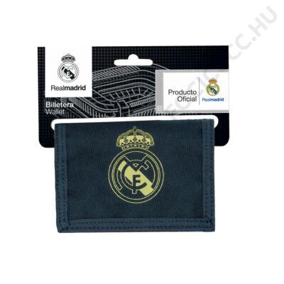 Real Madrid tépőzáras pénztárca VELOZ