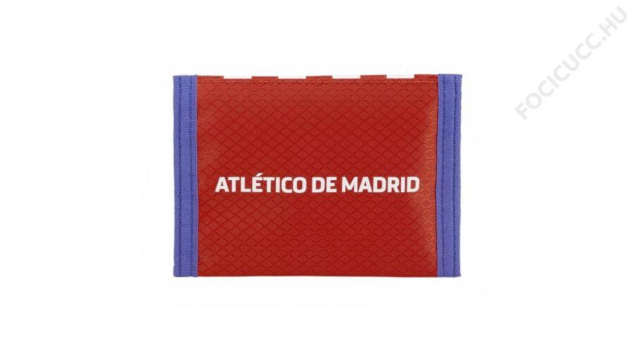 Atletico Madrid pénztárca CRESTA - Focis cuccok f40c0ed069
