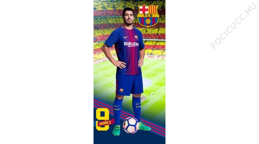 f444c3febc64 FC Barcelona törölköző SUAREZ - Focis cuccok, ajándéktárgyak ...