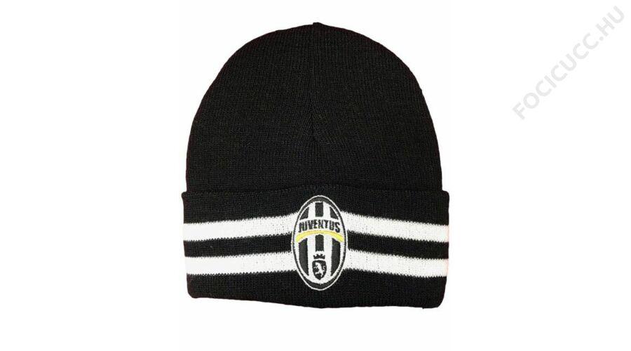 Juventus kötött sapka  quot Negro quot  Katt rá a felnagyításhoz b52c429eb6