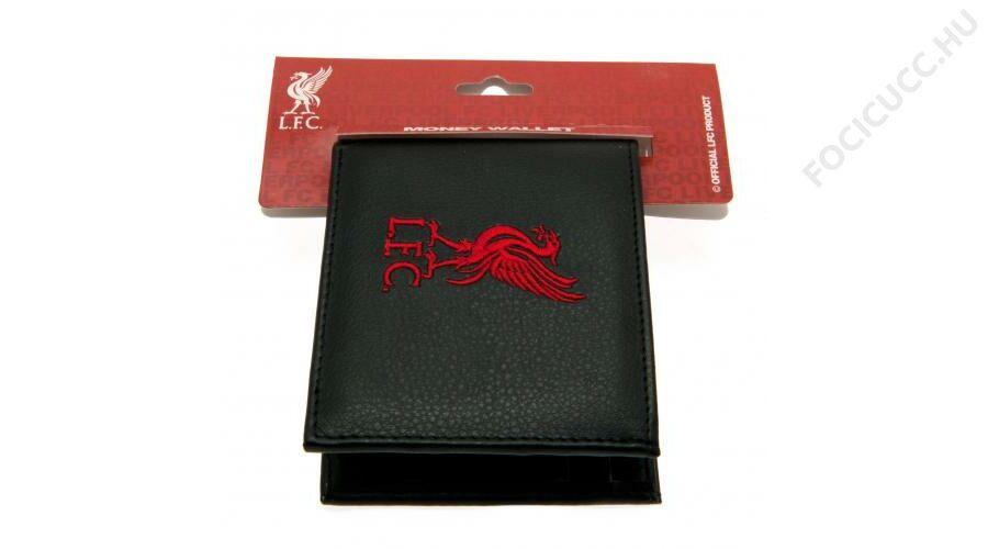 Liverpool címeres bőr pénztárca - Focis cuccok 4b0c13a826