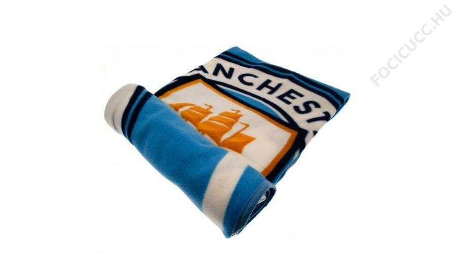Manchester City polár takaró PULSE - Focis cuccok 4567f20555