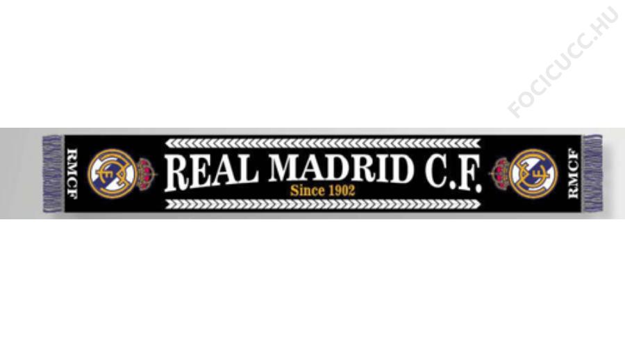 Real Madrid kötött sál  quot Negro Since quot  Katt rá a felnagyításhoz 018b907742