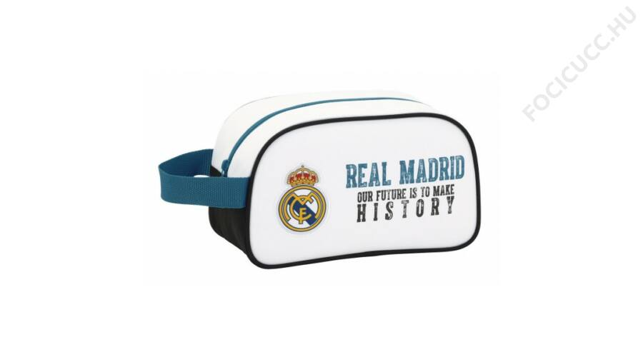 """46f892087f0c Real Madrid neszesszer táska """"Blanco"""" Katt rá a felnagyításhoz"""
