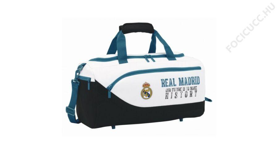 52853a33e925 Real Madrid sporttáska BLANCO - Focis cuccok, ajándéktárgyak ...