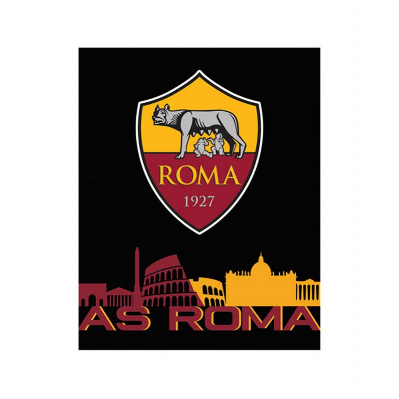 AS Roma szurkolói takaró b8b5787819